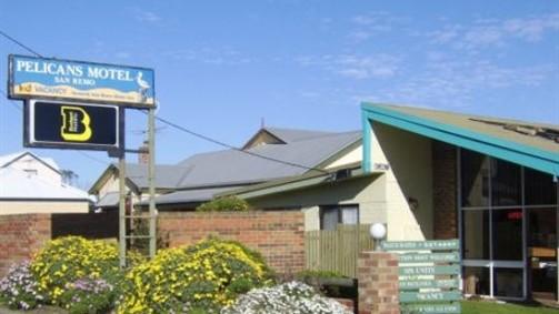 Pelicans-Motel