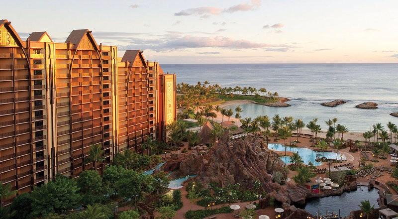 Aulani-Hawaii