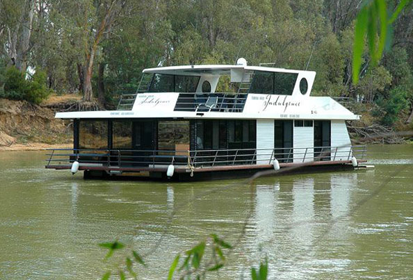 Murray-River-Houseboats