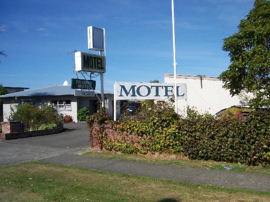 Feilding-Motel