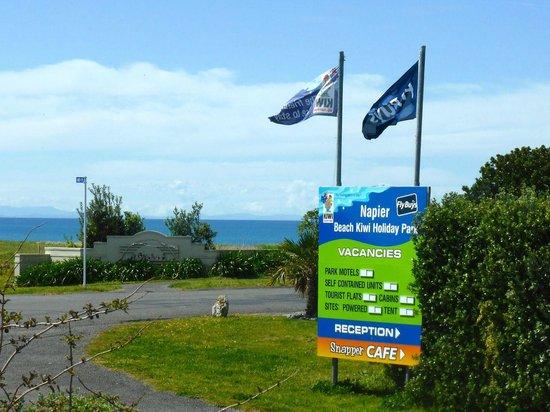 Napier-Beach-Kiwi-Holiday-Park