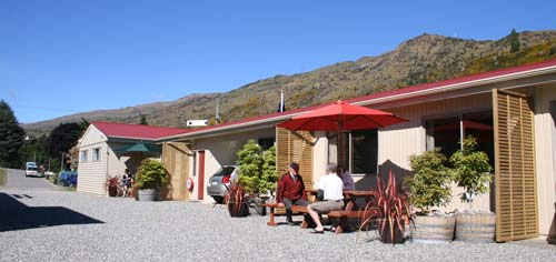 Roxburgh-Motel