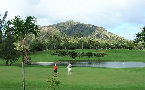 Hawaii-Kai-Golfcourse