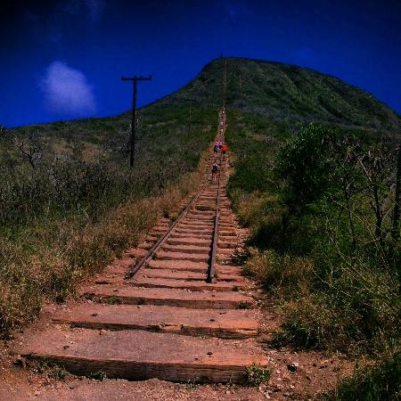 Koko-head-hike
